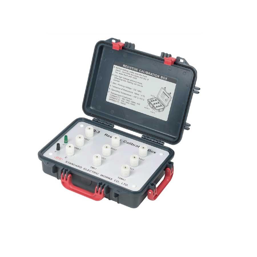 RCB-3 Resistor Calibration Box