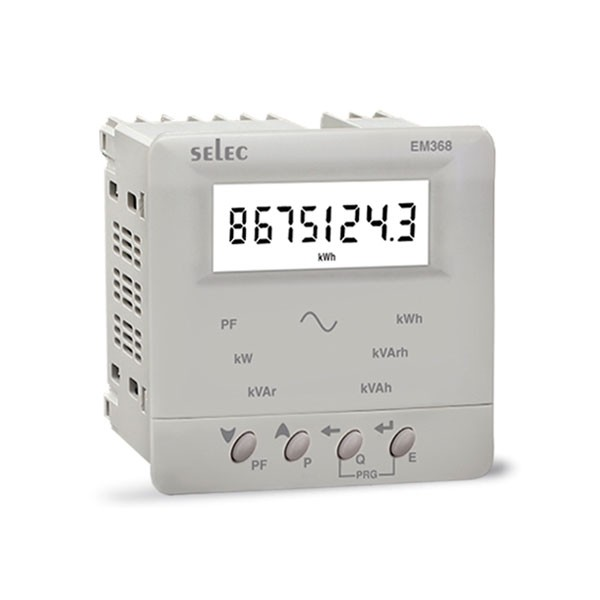 Selec EM368 Digital Energy Meter