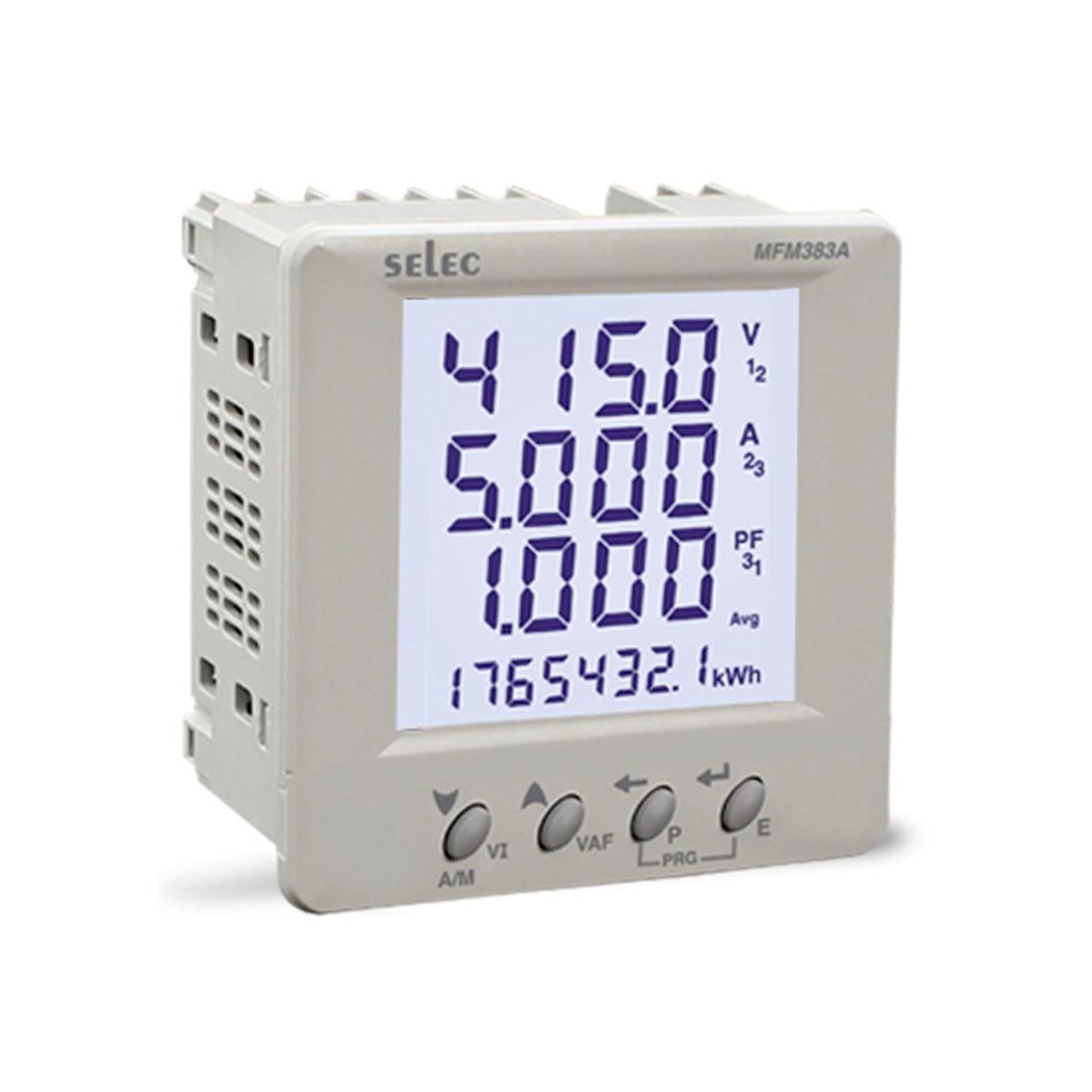 Selec MFM383A Multifunction Power Meter
