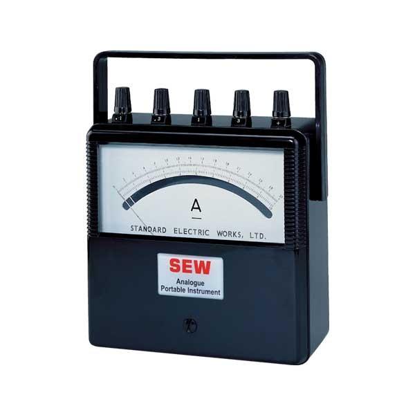 ST-2000 A Portable Analog Ammeter