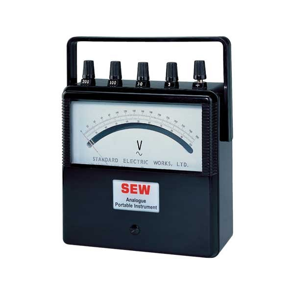 ST-2000 V Portable Analog Voltmeter