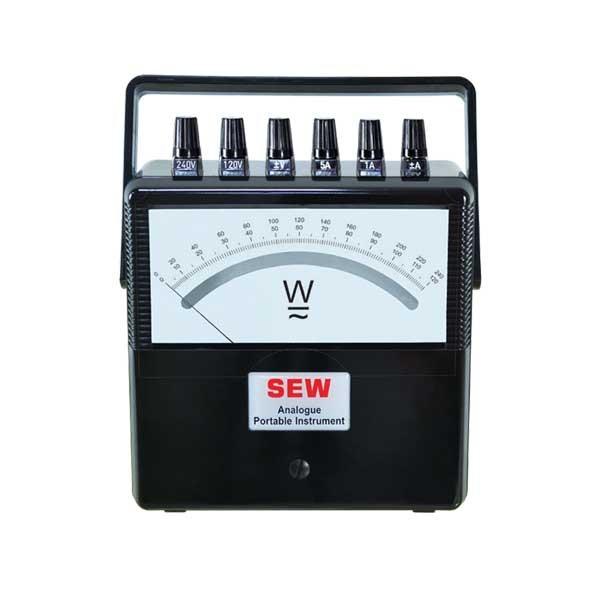 ST-2000W Portable Wattmeter