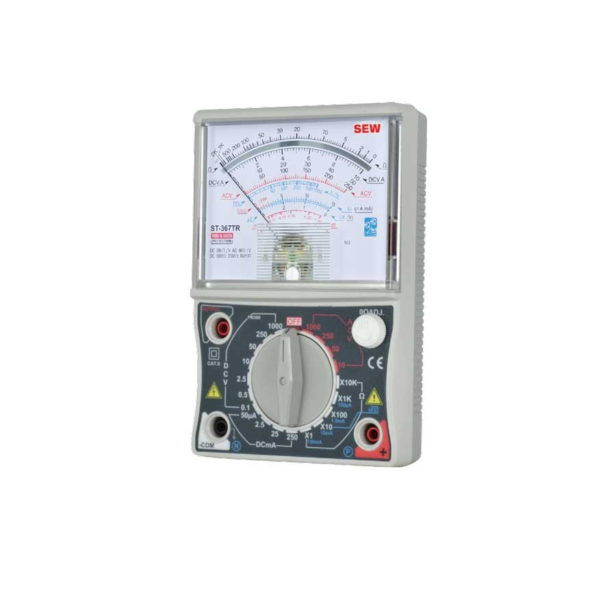 ST-367TR Analogue Multimeter
