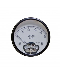 17-L DC Analog Panel Meters - Made in USA