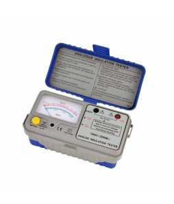 1126 IN Analog Insulation Tester