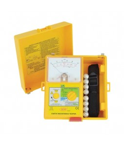 1805 ER 3 Wire Analogue Earth Resistance Tester