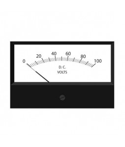 2145 DC Analog Panel Meter