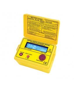 2820 EL Digital ELCB(RCD) Tester