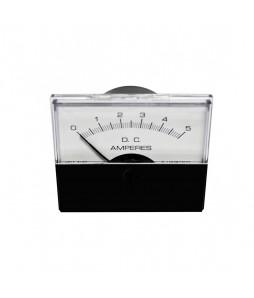 3115 DC Analog Panel Meter - Front View