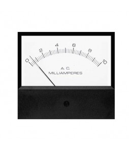 4046 AC Analog Panel Meter