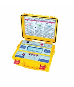 4102 MF Insulation & Multifunction Tester (LCD)