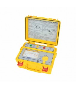 4105 ER 3 Wire Analogue Earth Resistance Tester