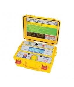 4112 EL RCD / RCCB / GFCI / ELCB Tester