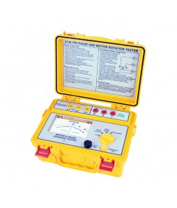 4156 PR Phase and Motor Rotation Tester