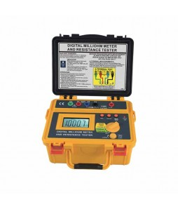 4338 MO Digital Milliohm Meter and Resistance Tester