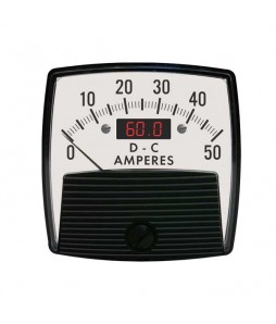 5035 Combo DC Analog and Digital Panel Meter