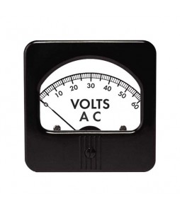598 AC Analog Panel Meter