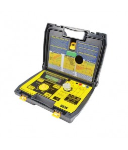 6221 EL-M 3 Phase Industrial Earth Leakage Tester / 3 Phase Presence & Rotation Indicator (OLED Display)