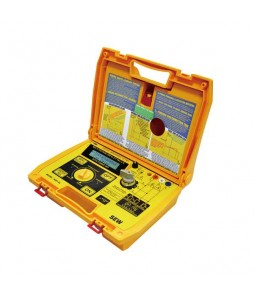 6221 EL 3 Phase Industrial Earth Leakage Tester / Presence & Rotation Indicator