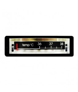 673/S DC Analog Panel Meter - Front View