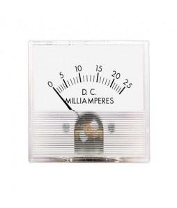 799 DC Analog Panel Meter