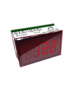 DLA-30-ACV-300 LED AC Voltmeter- Front View