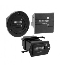 H731 Series - Quartz DC Hour Meter