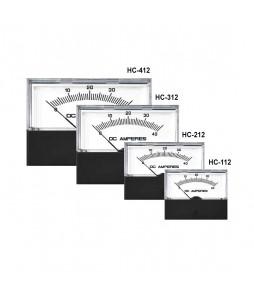 HC-212 DC or AC Analog Panel Meter