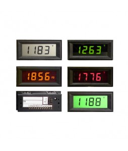 HDMO-5 Series LCD Digital Panel Meter