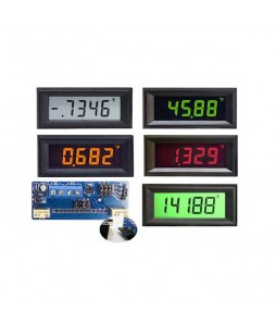 HLPI-4E Series Loop Powered LCD Digital Panel Meter