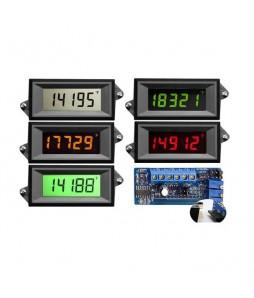 HVPI-4-XEC Voltage Powered LCD Digital Panel Meter
