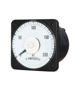 HLS-110 AC and DC Analog Panel Meter