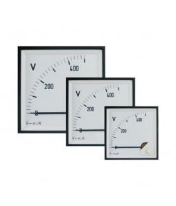 HSDG Series AC Rectified Analog Panel Meters
