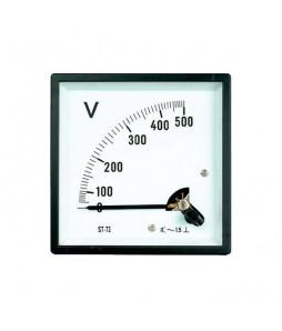HST-72 AC/DC Analog Voltmeter