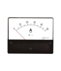 HST-100 AC or DC Analog Panel Meter