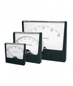 HV-212 AC or DC Analog Panel Meter