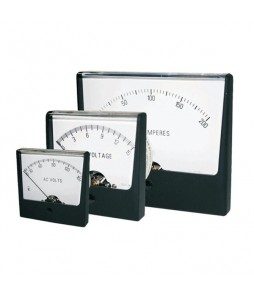 HV-312 AC or DC Analog Panel Meter