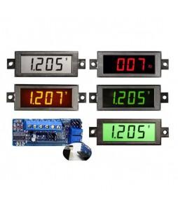 HVPI-3EW Voltage Powered LCD Digital Panel Meter