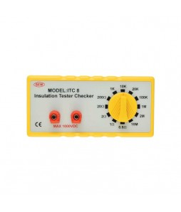 ITC8 Resistor Calibration Box