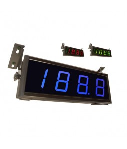 HBDR Series LED AC/DC Digital Panel Meter