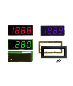 HDLA Series Voltage Powered LED Digital Panel Meter
