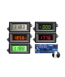 HLPI-3-XEC Series Loop Powered LCD Digital Panel Meter