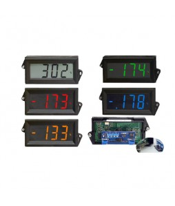 HVPI-800 Voltage Powered LCD Digital Panel Meter