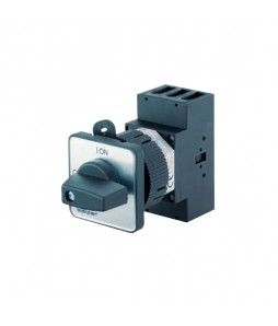 Salzer Disconnect On-Off Switches - Front Mount - Single Hole Mounting
