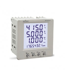 Selec MFM383A Multifunction Power Meter