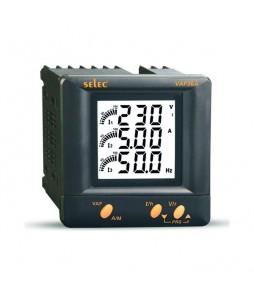 Selec VAF36A Voltage Ampere Frequency Meter