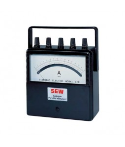 ST-2000 A Portable Analog Ammeter