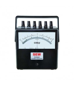 ST-2000Cos Portable Power Factor Meter