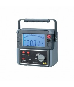 ST-2001 DCV Large Digit Portable DC Multimeter