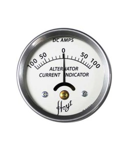 Hoyt 764 Alternator Current Indicator